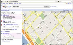 Australia Google Maps Google Beta Test Paid For Logo Icons In Google Maps Big Ppc Geek