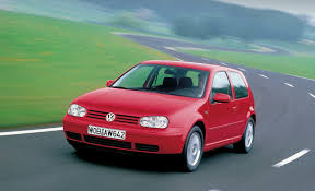 volkswagen old red volkswagen gti a history in pictures car and driver blog