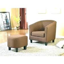 barrel chair with ottoman chair and ottoman covers cbat info