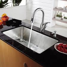 sinks stunning drop in stainless steel kitchen sinks home depot