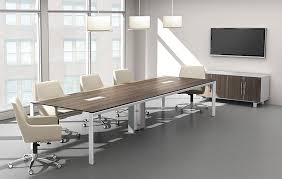 Modern Meeting Table Captivating Modern Conference Table Modern Boardroom Essentials