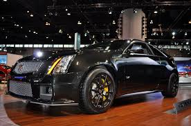 black cadillac cts chicago 2011 cadillac cts v coupe black edition is