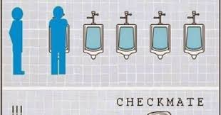 Urinal Checkmate Meme - 22 meme internet checkmate the guys will get this urinal