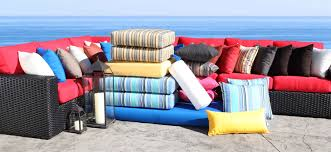 Waterproof Outdoor Patio Furniture Covers by Outdoor Patio Furniture Cushions Waterproof Patio Decoration