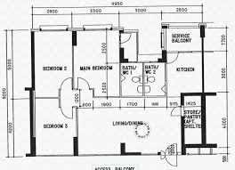 floor plans for sembawang close hdb details srx property