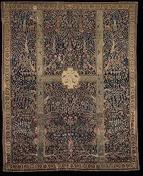 rugs from iran sir william burrell wagner garden rug isfahan kirman or