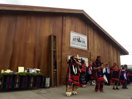 wrangell opens a new cultural center carving shed alaska public