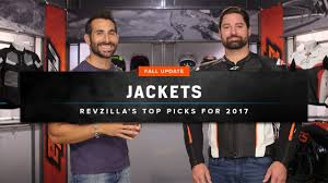 Best Motorcycle Jackets 2017 Fall Update Youtube
