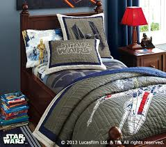 Pottery Barn Kits Star Wars X Wing U0026 Tie Fighter Quilt Pottery Barn Kids