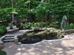 Tiered Backyard Landscaping Ideas Tiered Patio Designs Small Garden Ideas Before And After Backyard