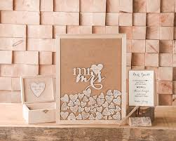 wedding guest book wedding guest books alternative