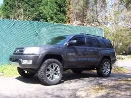 toyota 4runner lifted mxhyperfox 2003 toyota 4runner specs photos modification info at