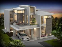 mansion design contemporary concrete glasses house home design