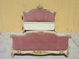 French Antique Bedroom Furniture by French Antique Bed Louis Xv Bed Shabby Chic Antique Bedroom