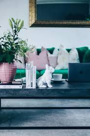 Accessoires Wohnzimmer Ideen Unsere Neue Wohnzimmer Einrichtung In Grün Grau Und Rosa