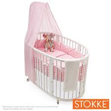 Portable Mini Crib Bedding Sets by Stokke Sleepi Bed The Stokke Sleepi Mini Is The Perfect First Bed