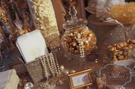 rose gold candy table dripping in gold quinceanera sweet fifteen theme quince candles