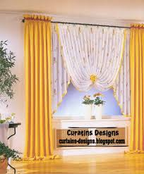 Yellow Curtains For Bedroom Curtain Designs