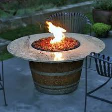 homemade fire pit table itck universal deluxe in table diy do it yourself propane fire