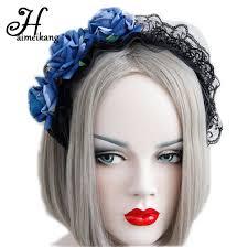 lace headbands haimeikang party hair accessories black lace