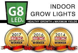 best led grow lights high times 2017 g8led 600w grow light review