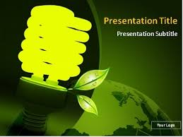 theme powerpoint 2007 economy download economic light bulb over dark green background powerpoint