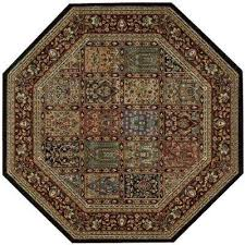 Pennys Area Rugs Octagon Area Rugs Rugs The Home Depot