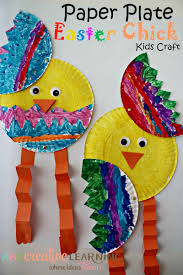 Paper Plate Craft Ideas For Kids Cutest Paper Plate Easter Kids Craft Motor Skills Easter