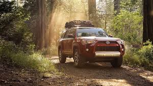 2017 toyota 4runner limited camping the rockies in the 2017 toyota 4runner