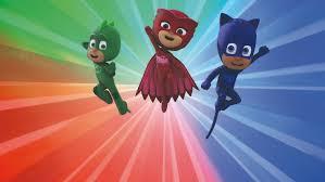 pj masks superheroes preschoolers toyqueen