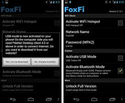 wifi tether for root users apk how to get a tethered android connection on any carrier anytime