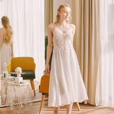 honeymoon nightgowns aliexpress buy wedding honeymoon nightgowns white