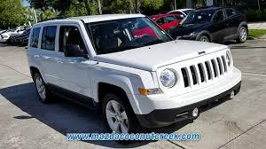 jeep mazda used 2017 jeep patriot latitude at lou bachrodt coco creek mazda