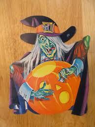 wonderful wonderblog vintage paper halloween decorations