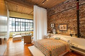 bedrooms contemporary industrial bedroom with modern bed feat