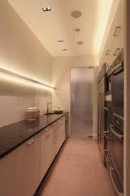 galley kitchen lighting ideas tiny kitchen ideas recessed lighting in kitchen proper placement
