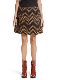 corduroy skirts marc marc chevron pleated corduroy skirt skirts