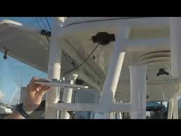 marine led spreader lights led spreader light installation youtube