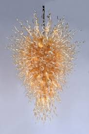 Chandelier Designer Chandelier Modern Blown Glass Editonline Us