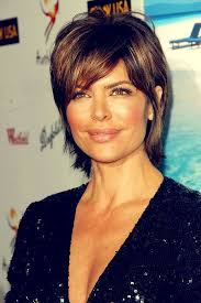 lisa rinna tutorial for her hair lisa rinna short layered hairstyle latest hair styles cute