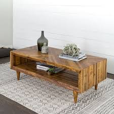 reclaimed wood coffee table with wheels alexa reclaimed wood coffee table west elm