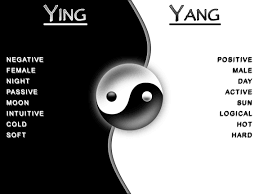 Ying Yang - Duality by