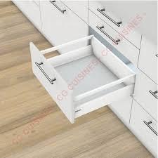 casserolier cuisine tiroir casserolier 100 cm blum achat vente de tiroir casserolier
