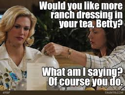 Meme Medley - january jones s weight gain on last night s mad men inspires a