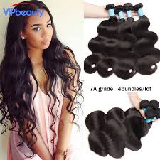 ali express hair weave vipbeauty brazilian virgin hair body wave 4 bundles mink
