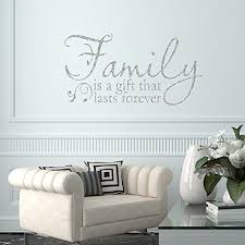 Quotes For Dining Room by Wall Quotes For Living Room Amazon Co Uk