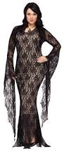 Elvira Size Halloween Costume Size Women U0027s Deluxe Darkness Costume Candy Apple