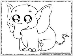 e is for elephant coloring page letter e is for elephant coloring