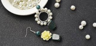 make dangle earrings pandahall tutorial how to make a pair of asymmetric beaded