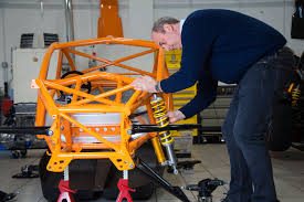 build a new car how to build an ariel nomad autocar